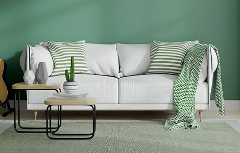 Fabric Sofa & Chair Cleaning Image