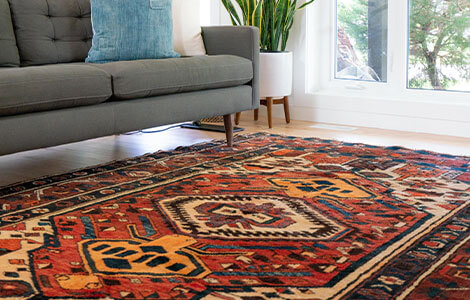 Home Rug Deep Cleaning Image