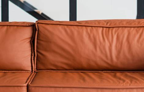 Leather Sofa & Chair Cleaning Image
