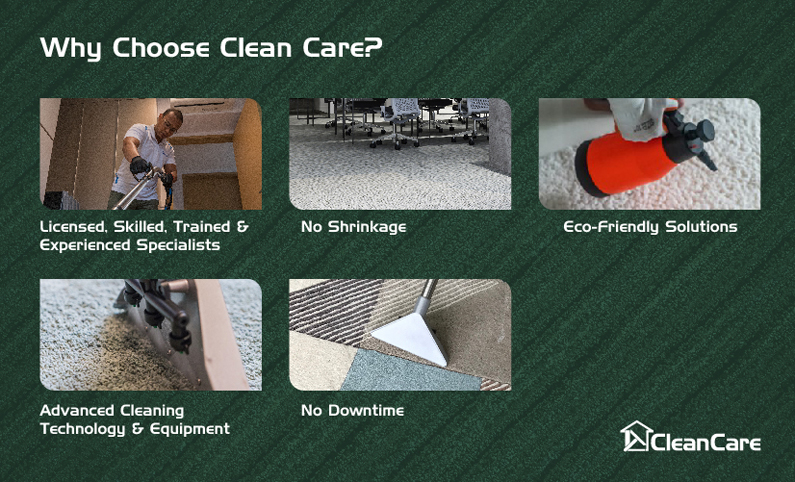 Why choose clean care