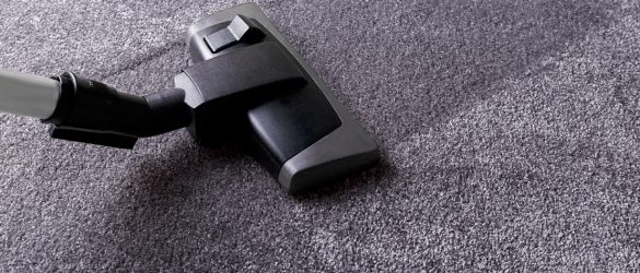 properly cleaning your carpet in Singapore